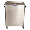 Fabrication Enterprises ColPaC® C-5 mobile chilling unit with 6 standard and 6 half size cold packs FNT 00-3102
