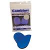 Fabrication Enterprises Heel Cushions, Size C FNT 01-3107