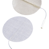 """Electrotherapy Electrodes: Fabrication Enterprises - Dura-Stick® Premium Electrode, 2.0"""" Round, Stainless Steel Mesh, 40/Pack"""