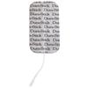"Electrotherapy Electrodes: Fabrication Enterprises - Dura-Stick® Plus Electrode, 2 x 3.5"" Rectangle, 40/Case"