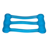 Fabrication Enterprises CanDo® Jelly™ Expander Triple Exerciser - Blue - Heavy FNT 10-0054