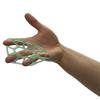 Fabrication Enterprises CanDo® Handweb™ - Yellow - 10 Each FNT 10-0061-10