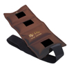 Rehabilitation: Fabrication Enterprises - The Original Cuff® Ankle and Wrist Weight - 0.5 lb. - Walnut