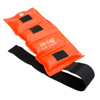 Rehabilitation: Fabrication Enterprises - The Original Cuff® Ankle and Wrist Weight - 0.75 lb. - Orange