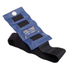 Rehabilitation: Fabrication Enterprises - The Original Cuff® Ankle and Wrist Weight - 1 lb. - Blue