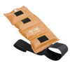 Rehabilitation: Fabrication Enterprises - The Original Cuff® Ankle and Wrist Weight - 3 lb. - Gold