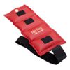 Rehabilitation: Fabrication Enterprises - The Original Cuff® Ankle and Wrist Weight - 8 lb. - Red