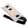 Rehabilitation: Fabrication Enterprises - The Original Cuff® Ankle and Wrist Weight - 9 lb. - Parchment