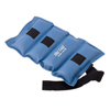 Rehabilitation: Fabrication Enterprises - The Original Cuff® Ankle and Wrist Weight - 20 lb. - Blue