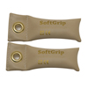 Rehabilitation: Fabrication Enterprises - CanDo® SoftGrip® Hand Weight - .5 lb. - Tan - Pair