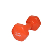 Rehabilitation: Fabrication Enterprises - CanDo® Vinyl Coated Dumbbell - 10 lb. - Orange, Each