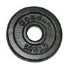 Rehabilitation: Fabrication Enterprises - Iron Disc Weight Plate - 1.25 lb