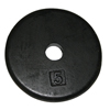 Rehabilitation: Fabrication Enterprises - Iron Disc Weight Plate - 5 lb