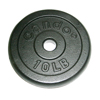 Rehabilitation: Fabrication Enterprises - Iron Disc Weight Plate - 10 lb