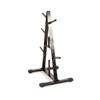 Rehabilitation: Fabrication Enterprises - Iron Disc Weight - Stationary Cart