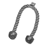 Rehabilitation: Fabrication Enterprises - Chest Weight Pulley System - Accessory - Triceps Rope w/ Rubber Ends