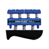 Fabrication Enterprises CanDo® Digi-Flex® Hand Exerciser - Blue, Heavy - Finger (7.0 lb) / Hand (23.0 lb) FNT 10-0743