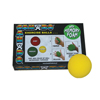 Fabrication Enterprises CanDo® Memory Foam Squeeze Ball - 2.5 Diameter - Yellow, x-Easy FNT 10-0776