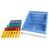 Rehabilitation: Fabrication Enterprises - Graded Pinch Finger Exerciser - Complete Set