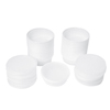 Rehabilitation: Fabrication Enterprises - Theraputty® Containers and Lids Only for 4 oz. Putty (25 Each)
