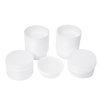 Rehabilitation: Fabrication Enterprises - Theraputty® Containers and Lids Only for 6 oz. Putty (25 Each)