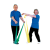 Rehabilitation: Fabrication Enterprises - Thera-Band® Prescription Pack, Light, (Yellow, Red, Green) Latex Free Band