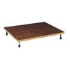 Fabrication Enterprises Powder Board with Folding Legs - 29 x 40 x 7 (WxLxh) FNT 10-1120