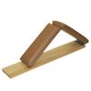 Concrete Masonry Tools Knee Boards: Fabrication Enterprises - Quadriceps Board - Wood - Padded