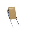Concrete Masonry Tools Knee Boards: Fabrication Enterprises - Quadriceps Board - Metal - Padded