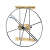 Fabrication Enterprises Shoulder Wheel FNT 10-1150