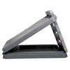 "Rehabilitation: Fabrication Enterprises - FabStretch® 4-Level Incline Board - Heavy Duty Plastic - 5, 15, 25, 35 Degree Elevation - 14"" x 14"" Surface"