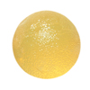 Rehabilitation: Fabrication Enterprises - CanDo® Gel Squeeze Ball - Standard Circular - Yellow - x-Light