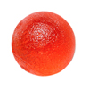 Rehabilitation: Fabrication Enterprises - CanDo® Gel Squeeze Ball - Standard Circular - Red - Light