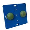 "Concrete Masonry Tools Knee Boards: Fabrication Enterprises - CanDo® MVP® Balance System - 15"" x 18"" Board - Only"