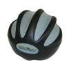 Rehabilitation: Fabrication Enterprises - CanDo® Digi-Squeeze® Hand Exerciser - Medium - Black, X-Firm
