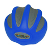 Rehabilitation: Fabrication Enterprises - CanDo® Digi-Squeeze® Hand Exerciser - Large - Blue, Firm