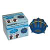 Rehabilitation: Fabrication Enterprises - CanDo® Digi-Extend N' Squeeze® Hand Exerciser - Large - Blue, Heavy
