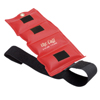 Rehabilitation: Fabrication Enterprises - The Deluxe Cuff® Ankle and Wrist Weight - 2.5 lb. - Red