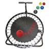 Fabrication Enterprises Adjustable Ball Rebounder - Set with Circular Rebounder, 1-Tier Horizontal Plastic Rack, 5-Balls (1 Each: 2,4,7,11,15 lb) FNT 10-3135