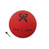 "Soft Shell Compact: Fabrication Enterprises - CanDo® Soft Pliable Medicine Ball - 5"" Diameter - Red - 4 lb"