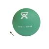 "Soft Shell Compact: Fabrication Enterprises - CanDo® Soft Pliable Medicine Ball - 7"" Diameter - Green - 7 lb"