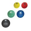 Soft Shell Compact: Fabrication Enterprises - CanDo® Soft Pliable Medicine Ball - 5-Piece Set - 1 Each: 2,4,7,11,15 lb