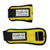 Rehabilitation: Fabrication Enterprises - CanDo® Weight Straps - 1 lb. Set (2 Each: 1/2 lb. Weight) - Yellow