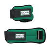 Rehabilitation: Fabrication Enterprises - CanDo® Weight Straps - 3 lb. Set (2 Each: 1-1/2 lb. Weight) - Green