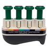 Rehabilitation: Fabrication Enterprises - Digi-Flex Multi® - Basic Starter Pack - Frame and 4 Green (Medium) Buttons