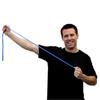 Rehabilitation: Fabrication Enterprises - Val-u-Tubing™ - Latex Free - 25' - Blueberry (Level 4/7)