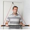 Fabrication Enterprises CanDo® Over Door Exercise Bar and Tubing, Green - Medium FNT 10-5062