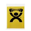 Fabrication Enterprises CanDo® Low Powder Exercise Band - 4 Length - Yellow - x-Light FNT 10-5201
