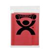 Fabrication Enterprises CanDo® Low Powder Exercise Band - 4 Length - Red - Light FNT 10-5202