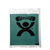 Rehabilitation: Fabrication Enterprises - CanDo® Low Powder Exercise Band - 4' Length - Green - Medium